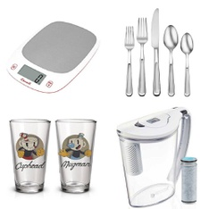 150 Pcs - Kitchen & Dining - New - Retail Ready - threshold, Contigo, S'well, S'ip by S'well