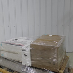 Pallet - 36 Pcs - Hardware - Customer Returns - American Olean, Proline, Supervent, allen + roth