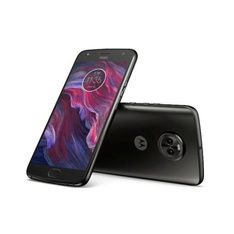 14 Pcs - Motorola XT1900-1 Moto X4 32GB Unlocked Smartphone, Black - Refurbished (GRADE A)