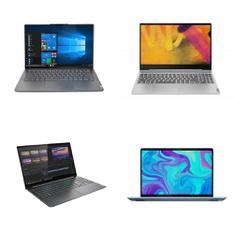 10 Pcs – Laptop Computers – Refurbished (GRADE B, GRADE C) – LENOVO