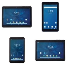 16 Pcs - Tablets - Refurbished (GRADE C) - Onn, onn., NuVision, Epik Learning Company