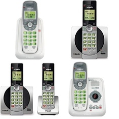 Pallet – 337 Pcs – Cordless / Corded Phones – Customer Returns – VTECH