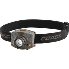 50 Pcs – Coast FL60R 450 Lumen LED Headlamp – New – Retail Ready