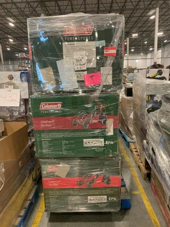 Truckload – General Merchandise – Customer Returns