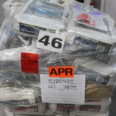 Clearance! Pallet - 34 Pcs - Hardware - Brand New - Retail Ready - QUIKRETE