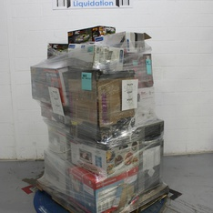 Pallet - 19 Pcs - Vehicles, Trains & RC, Air Conditioners, Kitchen & Dining - Tested NOT WORKING - New Bright, GE, Tristar, Aerobed