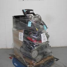 Pallet - 8 Pcs - Mowers, Accessories - Customer Returns - Suncast, Murray