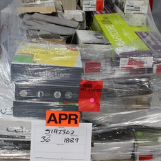 Clearance! Pallet - 194 Pcs - Hardware - Brand New - Retail Ready - Stainmaster, Style Selections, GBI Tile & Stone, allen + roth