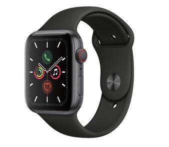 5 Pcs – Apple Watch – Series 5 – 44MM – Cell – Refurbished (GRADE A) – Models: MWW12LL/A