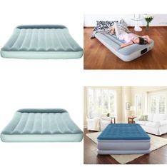 3 Pallets - 111 Pcs - Camping & Hiking, Mattresses, Comforters & Duvets - Customer Returns - Bestway, Mainstay's, Beautyrest, Tranquility