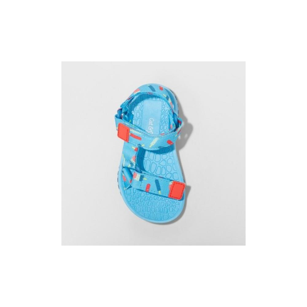 Cat /& Jack Toddler Girls Water Shoes Jinnah Sneaker Turquoise Choose Your Size