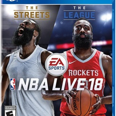 52 Pcs - Electronic Arts NBA LIVE 18: The One Edition (PlayStation 4) - New, Open Box Like New, Like New - Retail Ready