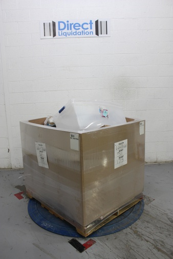 CLEARANCE! Pallet – 55 Pcs – General Merchandise – Customer Returns