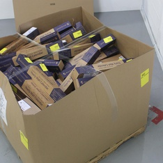 CLEARANCE! 1 Pallets - 807 Pcs - Office Supplies, Calendars - Customer Returns - AT-A-GLANCE, House Of Doolittle, Brownline, Blueline