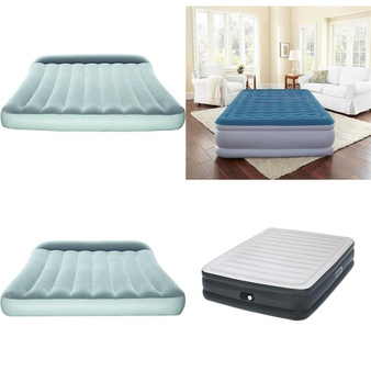Pallet – 34 Pcs – Camping & Hiking, Bedding Sets – Customer Returns – Bestway, Mainstays, Beautyrest