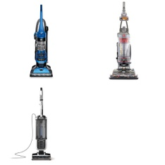 Pallet – 6 Pcs – Vacuums – Customer Returns – Hoover