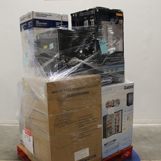 Pallet - 7 Pcs - Bar Refrigerators & Water Coolers, Air Conditioners, Refrigerators, Freezers - Customer Returns - Galanz, Thomson