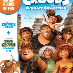 Universal Pictures Home Entertainment The Croods Ultimate Collection (DVD) - Brand New