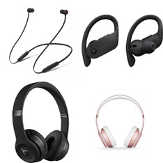 25 Pcs – Mixed Beats By Dre. (Tested NOT WORKING) – Models: MYMC2LL/A, MX432LL/A, MX442LL/A, MY582LL/A