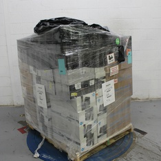 Pallet – 568 Pcs – In Ear Headphones, Over Ear Headphones, Boombox – Customer Returns – Blackweb, Onn, Monster, Merkury Innovations