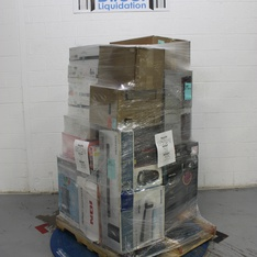 Pallet - 24 Pcs - Portable Speakers, Shelf Stereo System - Tested NOT WORKING - Onn, Ion, Blackweb, JBL
