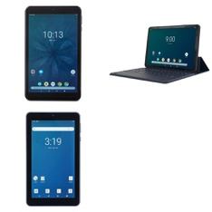 5 Pcs – Tablets – Refurbished (GRADE D) – Onn