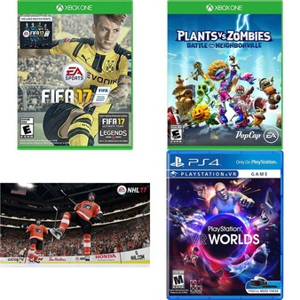 9 Pcs – Video Games – New – EA SPORTS, Electronic Arts, EA, London Studio