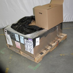 Pallet – 1161 Pcs – Electronic Accessories – Customer Returns – Apple, UNBRANDED, Onn, Fellowes