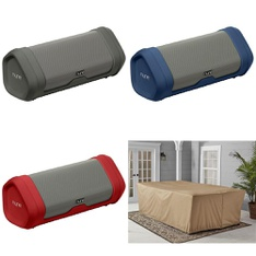 Pallet - 11 Pcs - Portable Speakers, Accessories - Customer Returns - Nyne Vibe, Member's Mark, DURACELL, Summer Waves