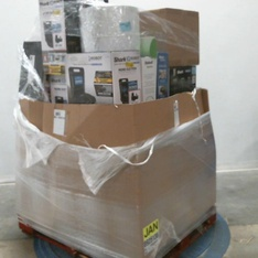 3 Pallets – 107 Pcs – Vacuums, Ink, Toner, Accessories & Supplies, Powered, Fitbit – Tested NOT WORKING – Shark, HP, FitBit, West Bend