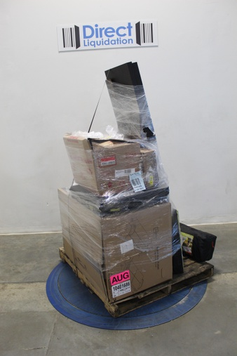 Truckload – 26 Pallets – 1815 Pcs – Other, Cases, Single Cup Brewers, Hardware – Customer Returns – Apple, Keurig, onn., Fellowes