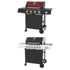 Pallet – 4 Pcs – Grills & Outdoor Cooking – Customer Returns – Backyard Grill