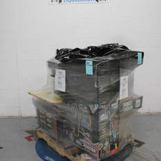 Pallet - 9 Pcs - Video Game Consoles - Other - Customer Returns - Arcade 1 Up