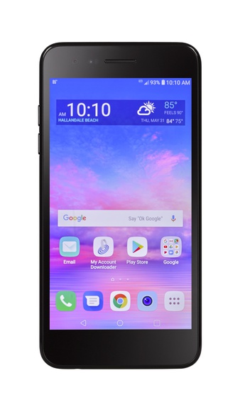 CLEARANCE! 11 Pcs – LG STLML212VCP Rebel L44C Straight Talk 4G LTE Prepaid Smartphone – Refurbished (GRADE A, GRADE C – Not Activated)