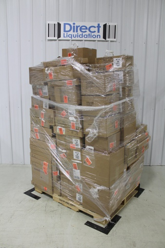 Pallet – 2006 Pcs – Clothing, Shoes & Accessories – Brand New – Retail Ready – Xhilaration, Harry Potter, A New Day, Universal Thread