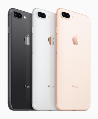 5 Pcs – Apple iPhone 8 256GB – Unlocked – Certified Refurbished (GRADE A)