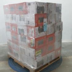 Pallet – 90 Pcs – Heaters – Customer Returns – Honeywell
