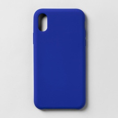 27 Pcs - Heyday Apple iPhone X/XS Silicone Case - Blue - New, Like New, Open Box Like New - Retail Ready