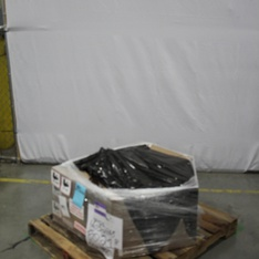 3 Pallets – 304 Pcs – Accessories, Audio Headsets, Batteries & Chargers – Customer Returns – Onn, Blackweb, Plantronics, Sony