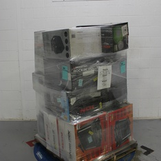 Pallet - 14 Pcs - Portable Speakers - Customer Returns - Ion, Monster, ION Audio, iFrogz