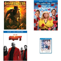 59 Pcs – Movies & TV Media – New – Retail Ready – PLATINUM DISC LLC, WARNER HOME VIDEO, Lionsgate, Universal Studios