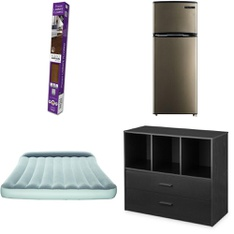 6 Pallets - 117 Pcs - Floor Care, Bedroom, Camping & Hiking, Hardware - Customer Returns - Select Surfaces, Mainstays, GreenWorks, Mainstay's