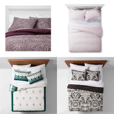 99 Pcs - Comforters and Duvets - New - Retail Ready - Opalhouse, simply shabby chic, threshold, Pillowfort