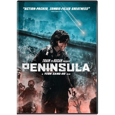 Well Go USA Entertainment Train to Busan Presents Peninsula (DVD) - Brand New