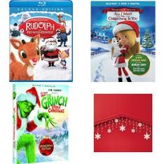 74 Pcs - Holidays - Christmas - Used, Like New, New Damaged Box, New, Open Box Like New - Retail Ready - Universal Studios, Wondershop, Philips, Seasonal Specialties LLC