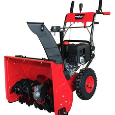 Pallet – PowerSmart DB7279 Two Stage Gas Snow Blower with Electric Start, 24inch – Leaf Blowers & Vaccums – Customer Returns – PowerSmart