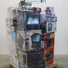 Pallet - 82 Pcs - Car Audio, Mixed Electronics & Accessories - Customer Returns - Pioneer, Onn, Monster, Ion