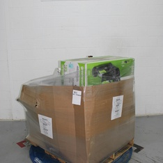 Pallet - 7 Pcs - Mowers, Power Tools - Tested NOT WORKING - GreenWorks, Briggs & Stratton