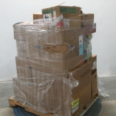 Pallet – 261 Pcs – Cordless / Corded Phones – Customer Returns – VTECH, Panasonic