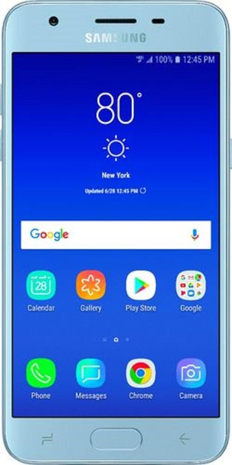 50 Pcs – Samsung SMJ337VZSPP Galaxy J3 Verizon Wireless 16GB Prepaid Smartphone, Silver – Certified Refurbished GRADE A